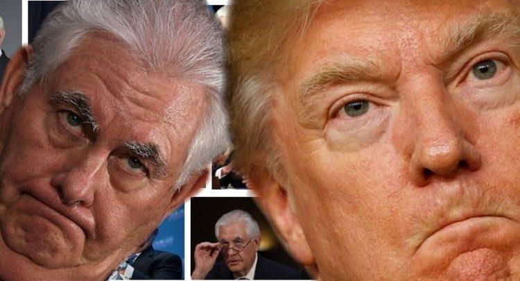 """ABD Başkanı Donald Trump'tan """"Moron"""" İddialarına Yanıt"""