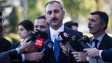 Adalet Bakanı Abdülhamit Gül'den Metin Topuz Açıklaması!