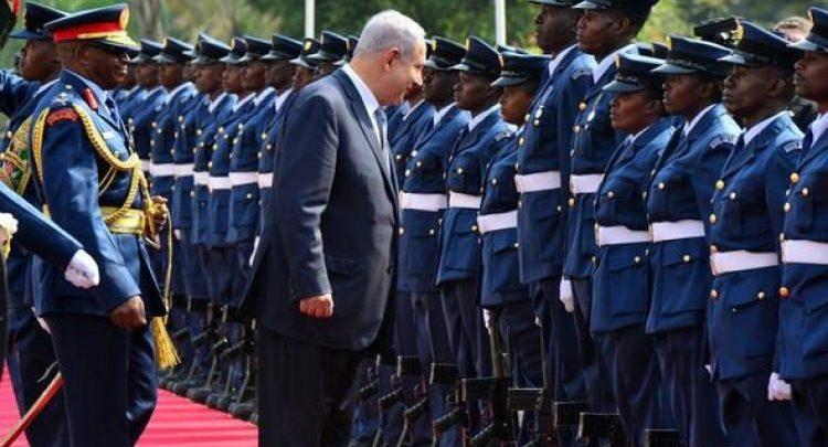 İsrail Afrika Birliği'ne Üye Olmaya Hazırlanıyor