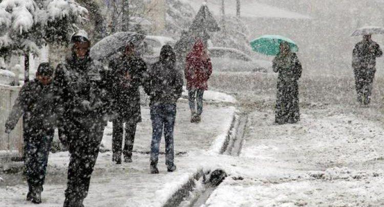 Kış Geri Geliyor! Kar Yağışları Daha Fazla Olacak