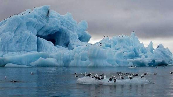 Kopan buzdağı hakkında NASA'dan uyarı
