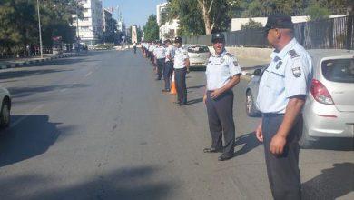 KKTC'de Polis Memuru Günün Konusu Oldu