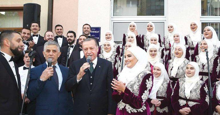 Erdoğan Uçakta Sorulara Yanıt Verdi