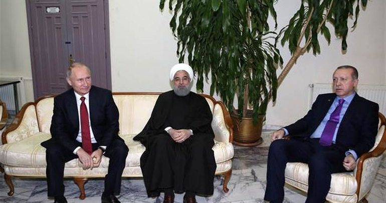 Liderler Suriye için buluştu