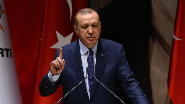 Erdoğan: Kimse Bize İdlib Konusunda Karışamaz!