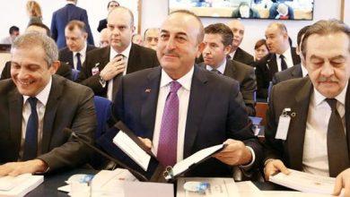 Dışişleri Bakanı Mevlüt Çavuşoğlu'ndan Sarraf hakkında açıklama