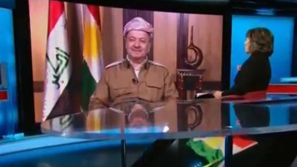Barzani'den ABD açıklaması