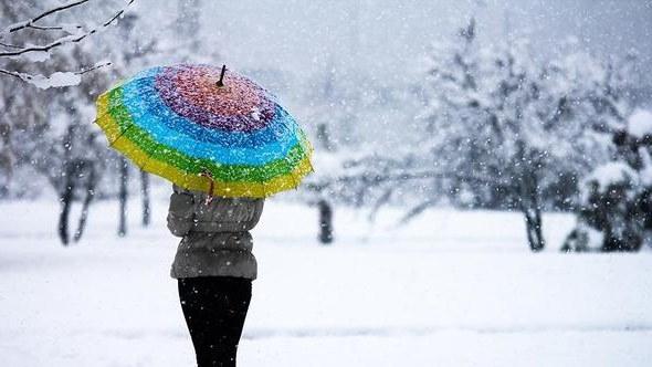 İstanbul için ilk kar uyarısı