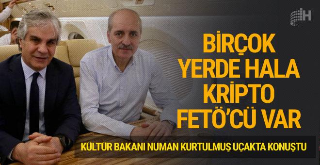 AKP'li isimden flaş sözler! FETÖ hala içimizde!