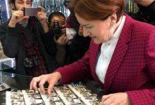 İyi Parti Genel Başkanı Meral Akşener, Mardin'de